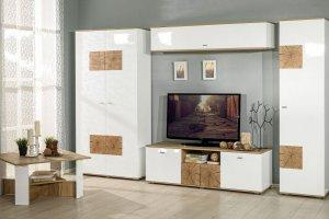 Гостиная Фиджи - Мебельная фабрика «Любимый дом (Алмаз)»