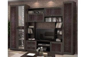Гостиная современная Флора Caiman - Мебельная фабрика «ДиВа мебель»