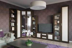 Гостиная Гарун Конструктор ГС-9 - Мебельная фабрика «Уют Сервис»