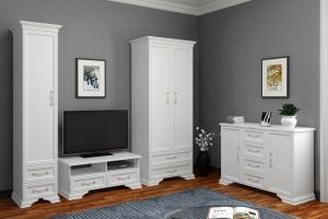Гостиная Грация - Мебельная фабрика «Bravo Мебель»