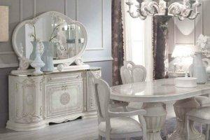 Гостиная Гретта беж золото - Мебельная фабрика «Меридиан»