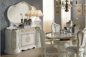 Гостиная Гретта золото - Мебельная фабрика «Меридиан»