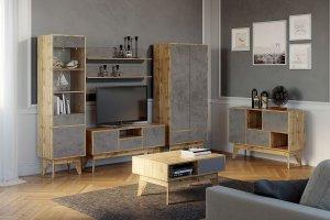 Гостиная Хелен 1 - Мебельная фабрика «Принцесса Мелания»