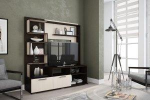 Гостиная Ибица ЛДСП - Мебельная фабрика «Террикон»