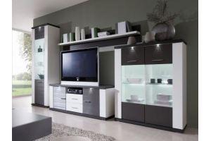 Гостиная с сервантом Идан - Мебельная фабрика «Фиеста-мебель»