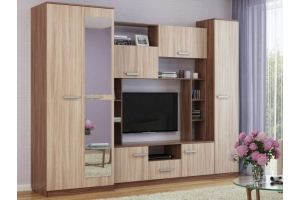 Гостиная интерьер Амелия Шимо - Мебельная фабрика «КБ-Мебель»