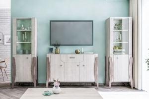 Гостиная Ирис - Мебельная фабрика «Мебель-Неман»