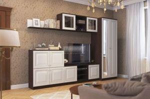 Гостиная Италия - Мебельная фабрика «Столплит»