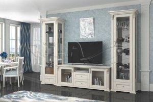 Гостиная из массива Terama - Мебельная фабрика «Rila»