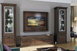 Гостиная Изотта 7 - Мебельная фабрика «Ангстрем»