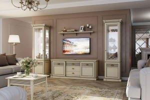 Гостиная Изотта 9 - Мебельная фабрика «Ангстрем»