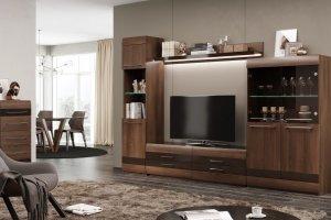 Гостиная мебель Кальяри - Мебельная фабрика «Стайлинг»