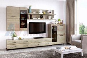 Гостиная Камелия 6 - Мебельная фабрика «Лером»