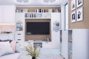 Гостиная Капри 11 - Мебельная фабрика «Эльба-Мебель»