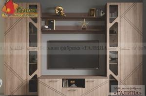 Гостиная Капри 2 - Мебельная фабрика «Галина»