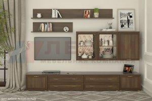 Гостиная Карина - композиция 10 - Мебельная фабрика «Лером»