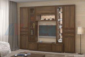 Гостиная Карина - композиция 3 - Мебельная фабрика «Лером»