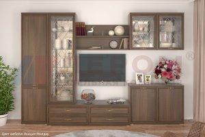 Гостиная Карина - композиция 8 - Мебельная фабрика «Лером»