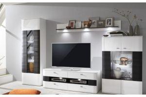 Гостиная Карла в белом цвете - Мебельная фабрика «Фиеста-мебель»