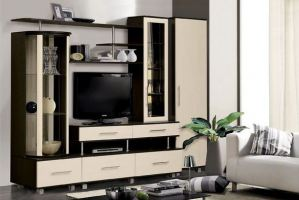 Гостиная Кармен 2 - Мебельная фабрика «Аристократ»