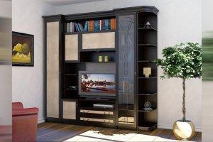Гостиная комбинированная 05 - Мебельная фабрика «Профит»
