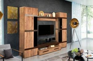 Гостиная Крафт-2 - Мебельная фабрика «Заречье»