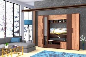 Гостиная Крафт - Мебельная фабрика «Заречье»