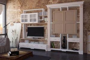 Гостиная креативная классическая - Мебельная фабрика «Анонс»