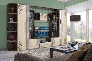 Гостиная Кватро - Мебельная фабрика «Мебель-маркет»