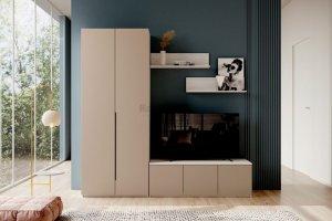 Гостиная Лаунж 5 - Мебельная фабрика «Континент»