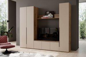 Гостиная Лаунж 6 - Мебельная фабрика «Континент»
