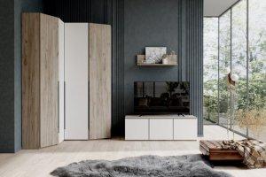 Гостиная Лаунж 7 - Мебельная фабрика «Континент»