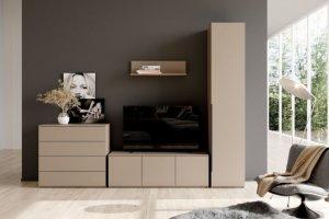 Гостиная Лаунж 8 - Мебельная фабрика «Континент»