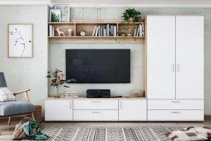 Гостиная Лайт 2 - Мебельная фабрика «Ваша мебель»