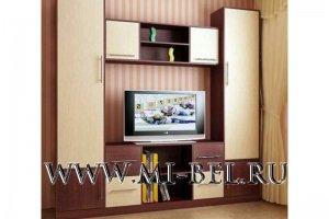 Гостиная ЛДСП - Мебельная фабрика «Ми-Бель»