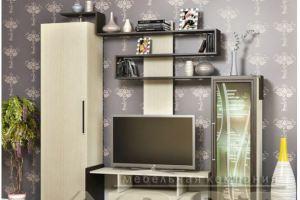 Гостиная ЛДСП Лидер-3 - Мебельная фабрика «ВВР»