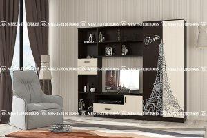 Гостиная ЛДСП Шарм - Мебельная фабрика «Мебель Поволжья»