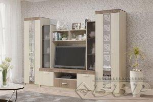 Гостиная ЛДСП Венеция-7 - Мебельная фабрика «ВВР»