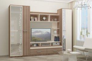 Гостиная Лиана - Мебельная фабрика «Мебель Тек»