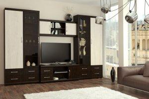Гостиная Линда 2 - Мебельная фабрика «БелДревМебель»