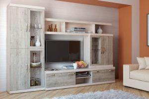 Гостиная Линда 3 - Мебельная фабрика «БелДревМебель»