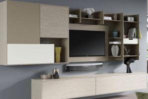 Гостиная LIV-1 - Мебельная фабрика «РИМИ»
