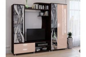 Гостиная Лотта 12 - Мебельная фабрика «Калина»