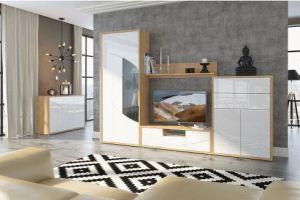 Гостиная Мадейра - Мебельная фабрика «Мебель плюс»