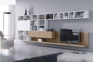 ГОСТИНАЯ MARIA в стиле минимализм - Мебельная фабрика «Giulia Novars»