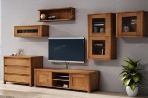 Гостиная массив ясеня Novita - Мебельная фабрика «ARVA»