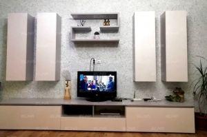 Гостиная МДФ - Мебельная фабрика «Элна»