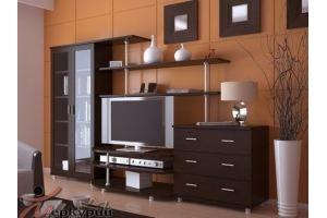 Гостиная МДФ Ироида - Мебельная фабрика «Меркурий»