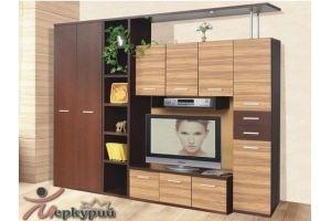 Гостиная МДФ Нона - Мебельная фабрика «Меркурий»