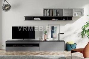 Гостиная МДФ под ТВ 1113 - Мебельная фабрика «СМ Вектор»